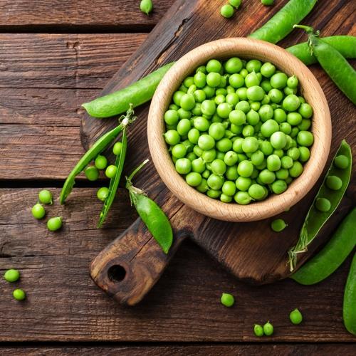 plant-based proteins peas
